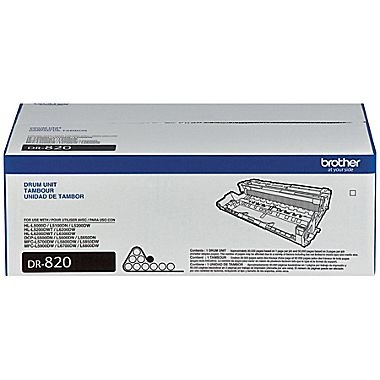 DR820 Drum Unit - Brother Genuine OEM