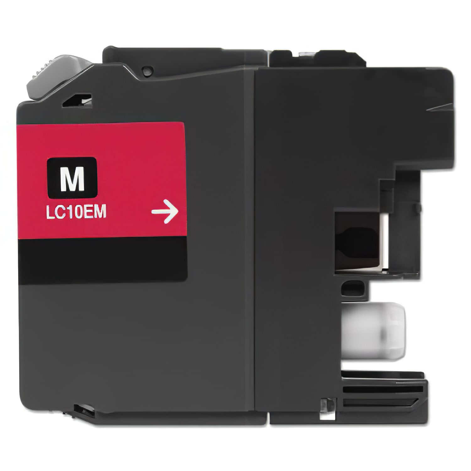 LC10EM Ink Cartridge - Brother Compatible (Magenta)