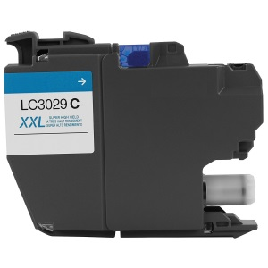 LC3029C Ink Cartridge - Brother Compatible (Cyan)
