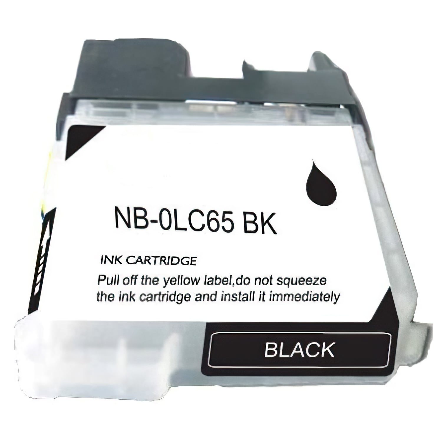 LC65BK - Compatible Brother Black Ink Cartridge