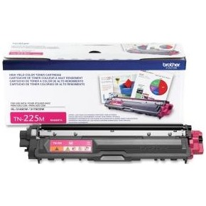 TN225M Toner Cartridge - Brother Genuine OEM (Magenta)