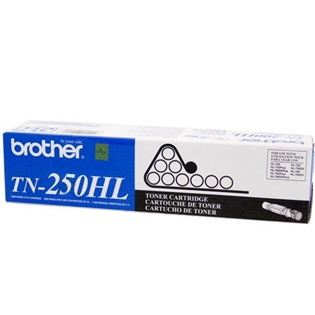 TN250 Toner Cartridge - Brother Genuine OEM (Black)