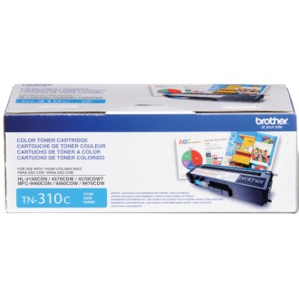 TN315C Toner Cartridge - Brother Genuine OEM (Cyan)