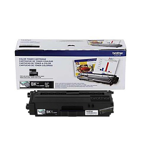 TN336K Toner Cartridge - Brother Genuine OEM (Black)