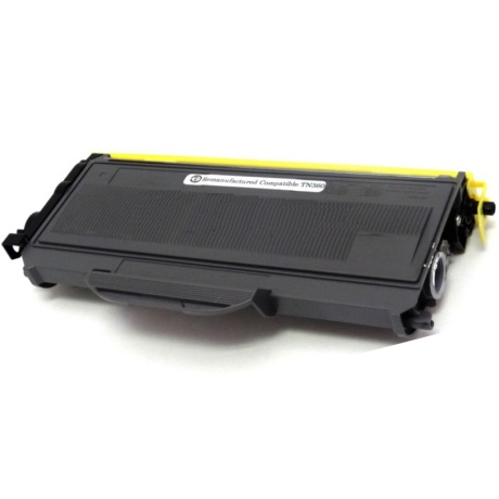 TN360 Toner Cartridge - Brother Compatible (Black)