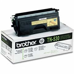 Genuine Brother TN530 Black Toner Cartridge