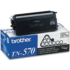 Genuine Brother TN570 Black Toner Cartridge