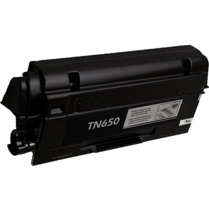 TN650 - Compatible Brother Black Toner Cartridge