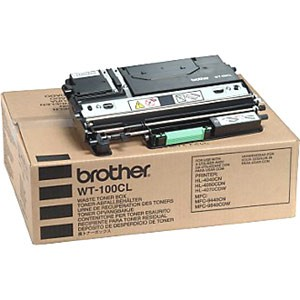 Genuine Brother WT100CL Waste Toner Box