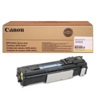 Genuine Canon 0255B001AA Yellow Drum Unit