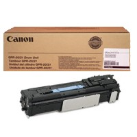 Genuine Canon 0258B001AA Black Drum Unit