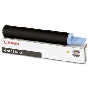 Genuine Canon 0384B003AA Black Toner Cartridge