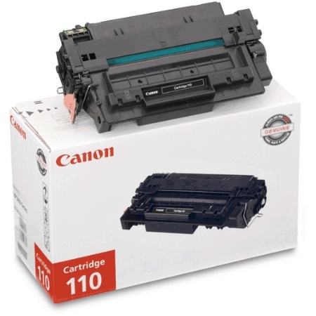Genuine Canon 0985B004AA Black Toner Cartridge