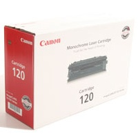 120 Toner Cartridge - Canon Genuine OEM (Black)