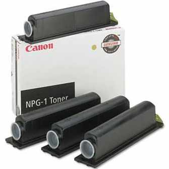 NPG-1 Toner Cartridge - Canon Genuine OEM (Multipack)