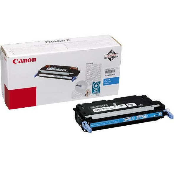 Genuine Canon 1659B004AA Cyan Toner Cartridge