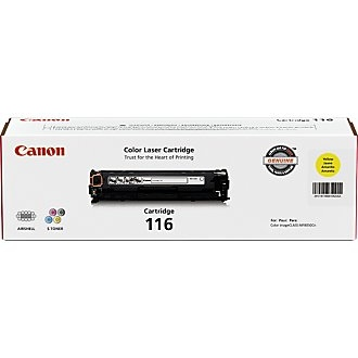 Genuine Canon 1977B001AA Yellow Toner Cartridge