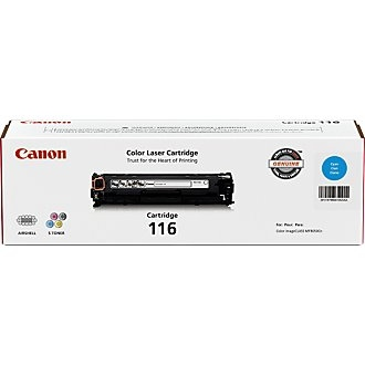 Genuine Canon 1979B001AA Cyan Toner Cartridge