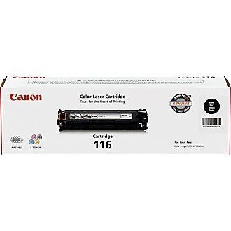 Genuine Canon 1980B001AA Black Toner Cartridge