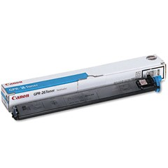 Genuine Canon 2448B003AA Cyan Toner Cartridge