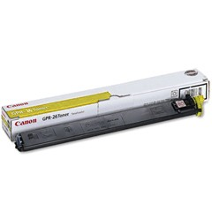 Genuine Canon 2450B003AA Yellow Toner Cartridge