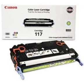 Genuine Canon 2575B001AA Yellow Toner Cartridge