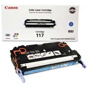 2577B001AA Toner Cartridge - Canon Genuine OEM (Cyan)