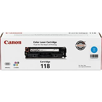 2661B001AA Toner Cartridge - Canon Genuine OEM (Cyan)