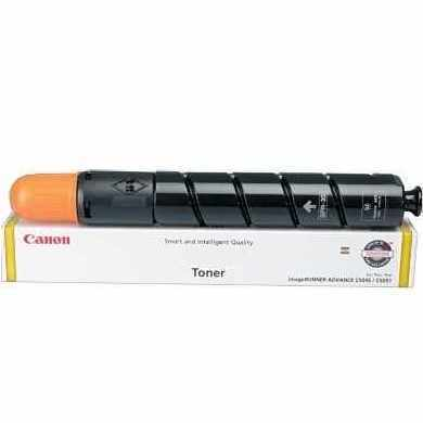 Genuine Canon 2804B003AA Yellow Toner Cartridge