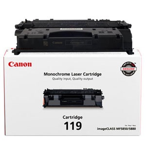 3479B001AA Toner Cartridge - Canon Genuine OEM (Black)