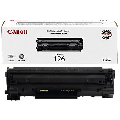 3483B001AA Toner Cartridge - Canon Genuine OEM (Black)