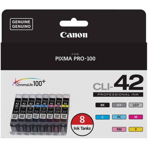 6384B007 Ink Cartridge - Canon Genuine OEM (Bundle Pack)