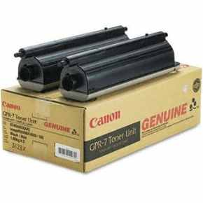 Genuine Canon 6748A003AA Black Toner Cartridges
