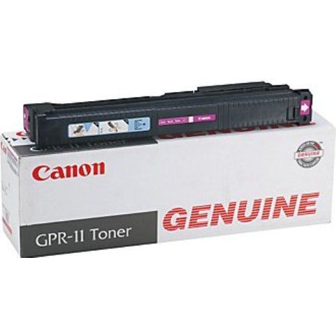 Genuine Canon 7627A001AA Magenta Toner Cartridge