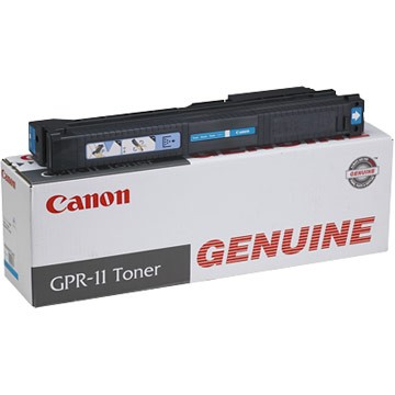 Genuine Canon 7628A001AA Cyan Toner Cartridge