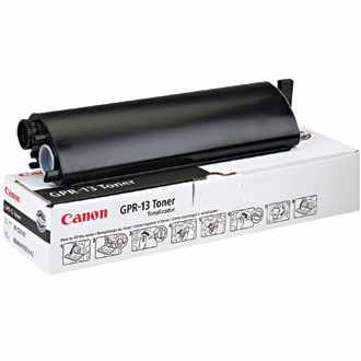 Genuine Canon 8640A003AA Black Toner Cartridge