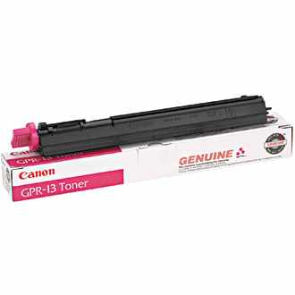 Genuine Canon 8642A003AA Magenta Toner Cartridge