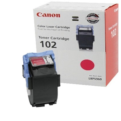 Genuine Canon 9643A006AA Magenta Toner Cartridge