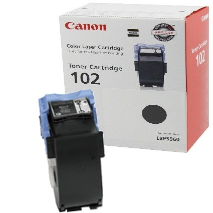 Genuine Canon 9645A006AA Black Toner Cartridge