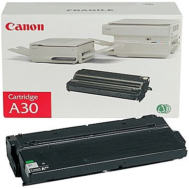Genuine Canon A30 Black Toner Cartridge
