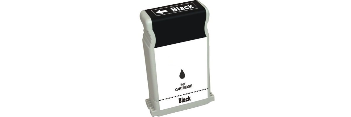 Compatible Canon BCI-1302BK Black Ink Cartridge