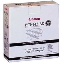 Genuine Canon BCI-1421BK Black Ink Cartridge