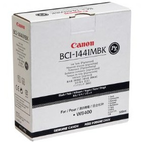 Genuine Canon BCI-1441MBK Matte Black Ink Cartridge