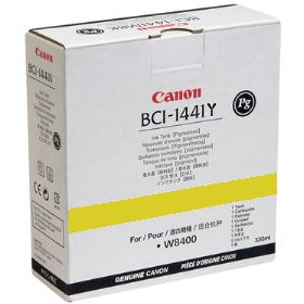 Genuine Canon BCI-1441Y Yellow Ink Cartridge