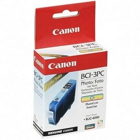 Genuine Canon BCI-3ePC Photo Cyan Ink Cartridge