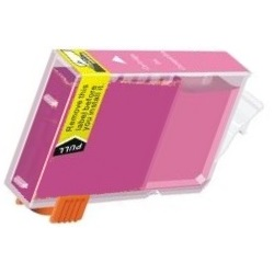 BCI-3ePM Ink Cartridge - Canon Remanufactured (Photo Magenta)