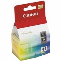 CL-41 Ink Cartridge - Canon Genuine OEM (Color)