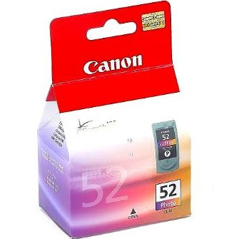 Genuine Canon CL-52 Photo Color Ink Cartridge