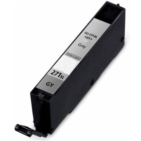 CLI-271XL GY Ink Cartridge - Canon Compatible (Gray)