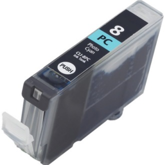 CLI-8PC Ink Cartridge - Canon Compatible (Photo Cyan)
